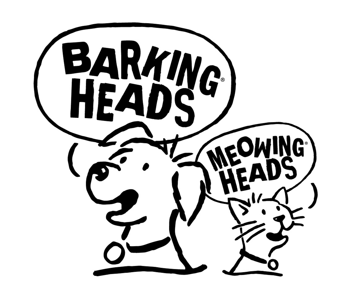 Barking & Meowing Heads
