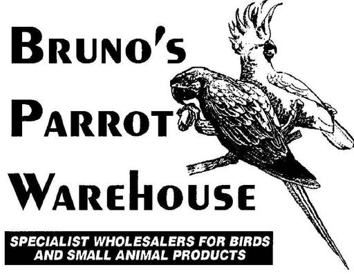 Bruno's Parrot Warehouse