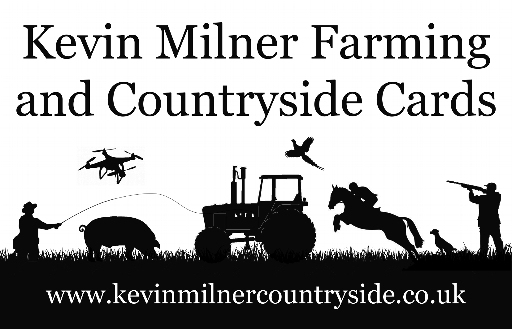 Kevin Milner Countryside Greetings Card Collection